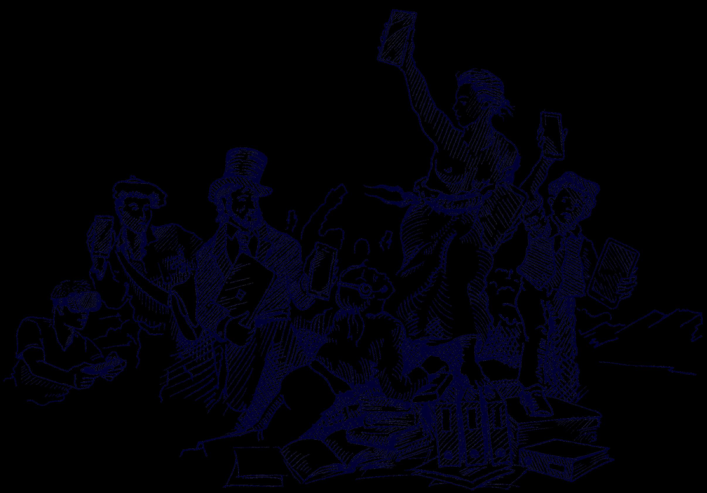 Freiheit | Recht 4.0, Illustration: Karlheinz Wasserbacher